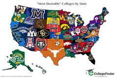 most popular college logos - Google Search