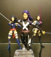 x-force psylocke (Marvel Legends) Custom Action Figure