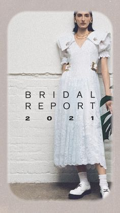 From bridal designers to luxury and high-street retailers, click through for the intel on what the fashion bridal industry looks like right now. Bridal Looks, Bridal Style, Asos Wedding Dress, Industry Look, Bridal Designers, Solange Knowles, Affordable Wedding Dresses, Prabal Gurung, Industrial Wedding