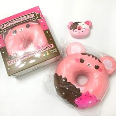 real rare squishy <br />with super sweet scent <br />super soft and slow rising Squishy Food, Cake Squishy, Slime And Squishy, Giant Squishies, Silly Squishies, Creamy Candy Squishies, Ibloom Squishies, Pusheen Birthday, Pink Scrunchies