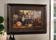 Add personal flair to any room in your home with new art and wall decor from Kirkland's. Shop our newest wall decor selections to update your home today. Art Encadrée, Wine Wall Art, Lady Lake, Orland Park, Grove City, Lake Elsinore, Holly Springs, Lone Tree, Wall Decor Pictures