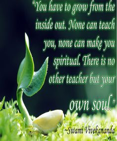 Your Own Soul-Life Quotes