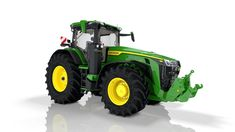 Power Take Off, Big Thing, John Deere Tractors, Air Conditioning System, Control Valves