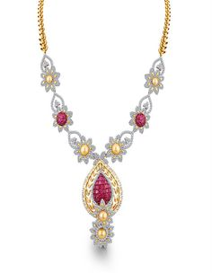 Beautiful Diamond Necklace | Diamonds4You