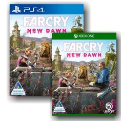 Far cry new dawn / - Gaming - Home Entertainment - Tech & Office Text Games, Xbox Games, Home Entertainment, Ps4, Dawn, Crying, Entertaining, Baseball Cards, Instagram