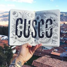 Lauren Hom Traveling illustrator Cusco, Peru hellohomsweethom.com