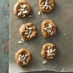Cinnamon and Raisin Bites