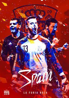 La Furia Roja Mundial 2018 España Spain Football, Spain Soccer, Football Art, Football Memes, World Cup Russia 2018, World Cup 2014, Fifa World Cup, Sports Day, World Of Sports