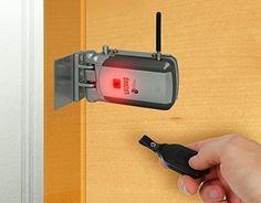 Unsichtbares Sicherheitsschloss für Türen und Fenster - DIE Lösung gegen Einbrüche
