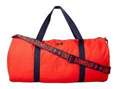 アンダー アーマー レディース メンズ ダッフルバッグ カバン バッグ Under Armour UA Favorite Barrel Duffel Orange