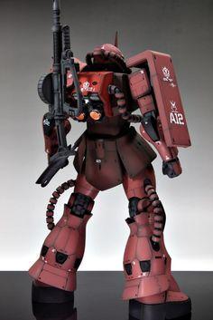 Check out the latest Gunpla Gundam News here. Real Robots, Gundam Mobile Suit, Gundam Custom Build, Gundam Art, Gunpla Custom, Super Robot, Robot Art, Gundam Model, Character Modeling