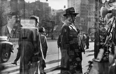 Five & Dime 1950 by Saul Leiter