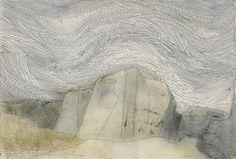 Wilhelmina Barns-Graham (1912-2004), Porthmeor, 1980, pastel, pen and ink on board, 27 x 39.5 cm.