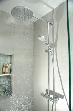 """Hansgrohe 27160001 Chrome Raindance Showerpipe Shower System with 10"""" Rain Showerhead, Multi-Function Hand Shower, and 63"""" Hose - FaucetDirect.com"""