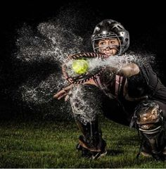 Softball senior pictures, doin this for senior picture