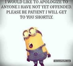 Minion Quotes, Sayings & Images - Funny Minions Pics, Minion jokes banana quotes lines, Happy minion pictures wallpapers, Minions funny quotes laugh Funny Minion Pictures, Funny Minion Memes, Minions Quotes, Minion Humor, Funny Images, Funny Pics, New Quotes, Funny Quotes, Sassy Quotes