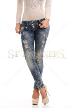 Mexton Clear Definition Blue Jeans Definitions, Female Bodies, Blue Jeans, Black Friday, Trousers, Skinny Jeans, Suits, Sexy, Clothes