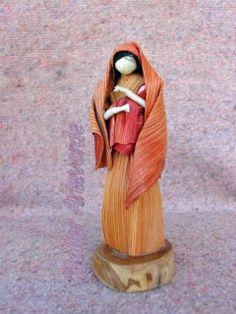Matutinha: Bonecas de palha de milho