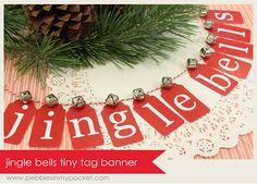 Jingle Bell Garland