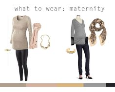What to Wear : Winter Maternity Session