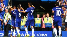 @Chelsea #Blues make all victories in this new season #9ine