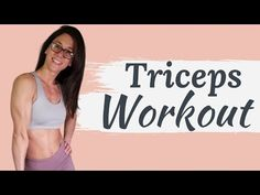 Bat wing dumbbell workout routine to tone flabby arms. Add this upper body circuit to your at home workout routine to work your triceps and tone your arms. Dumbbell Workout Routine, Flat Abs Workout, Hamstring Workout, Body Workout At Home, Gym Workout Tips, Triceps Workout, At Home Workouts, Workout Women, Body Workouts