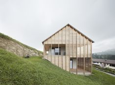 Image 1 of 14 from gallery of Höller House / Innauer-Matt Architekten. Photograph by Adolf Bereuter