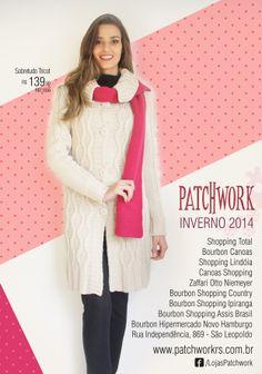 Coleção Patchwork Inverno 2014