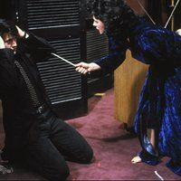 Isabella Rossellini and Kyle MacLachlan in Blue Velvet (1986)