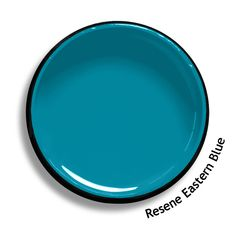 Resene Eastern Blue is a hectic sky blue, fast paced and vivid. From the Resene Multifinish colour collection. Try a Resene testpot or view a physical sample at your Resene ColorShop or Reseller before making your final colour choice. www.resene.co.nz