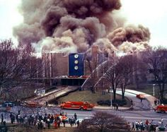 Ford Rotunda-1962-Dearborn Michigan -  Saddest day of our young lives, the burning of the best Christmas Wonderland ever...