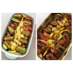 En güzel mutfak paylaşımları için kanalımıza abone olunuz. http://www.kadinika.com Mutlu akşamlar herkese köfteli  patlıcan kebap  kolay ama tarif isteyen varsa Facebook / Mutfak Zamani'nında  yada profilimdeki mavi linkteki Cosmax.de de