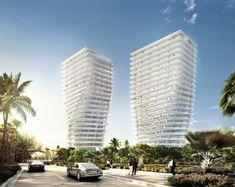Luxus-Appartments von BIG in Florida