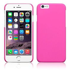 awesome iPhone 6 Case,VUTTOO Personalized Ultra Slim Thin Series Scrub Hard Case Protective Shell Cell Phone Cover For Apple Iphone 6 (4.7 Inch) - Pink