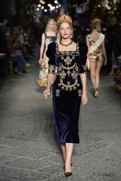 Dolce & Gabbana | Haute Couture - Autumn 2016