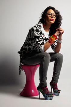 L'interview : Zaho, la jolie plume du rap français http://fashions-addict.com/L-interview-Zaho-le-jolie-plume-du-rap-francais_379___13862.html