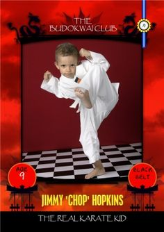 The Real Karate Kid Personalised Photo CardOnce you've personalised your card or uploaded a photo, and used the handwriting feature on the a , Job Resume Template, Brochure Template, Flyer Template, Creative Flyer Design, Creative Flyers, Personalised Photo Cards, Graphic Design Tutorials, Corporate Brochure, Kids Sports