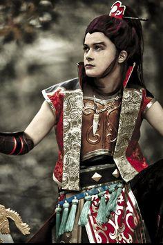 Sun Quan from Dynasty Warriors 6