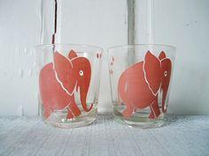 seeing pink elephants anyone?