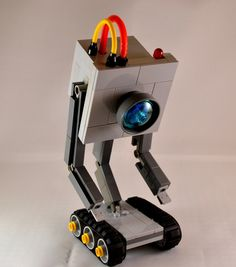 Butter Bot from Rick and Morty LEGO