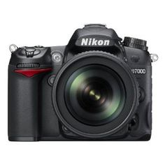 Nikon D7000 Digital SLR | Click Image For More Information or To Buy It