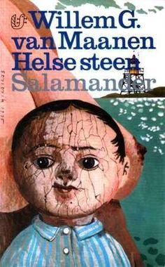 Salamander 385 (Herman Berserik, 1975): Willem G. van Maanen, 'Helse steen'