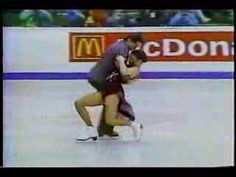 Isabelle-Paul Duchesnay OSP 1988 World Championships - YouTube