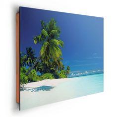 Poster: Maldives Lagoon online te koop. Bestel je poster, je 3d filmposter of soortgelijk product Deco Panel 60x90
