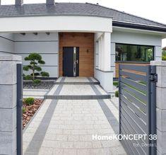 Home Fashion, Sweet Home, Garage Doors, House Styles, Garden, Outdoor Decor, Home Decor, Facades, Architecture
