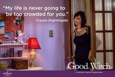 Hallmark Good Witch, The Good Witch Series, James Denton, Witch Quotes, Tv Show Casting, Catherine Bell, Happiness Challenge, Hallmark Channel, Feminine Energy