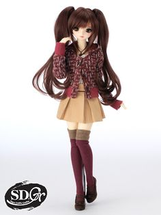 Winter Smile Nono from Volks.