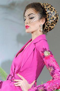 Christian Dior Haute Couture 2009 Autumn Details