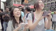 #McDonald's consigue que la gente salve con sus #SmartPhones un Sundae a punto de derretirse #streetmktg http://youtu.be/9G-DZx8hu4U