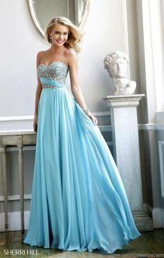 Sherri Hill 3914 at Prom Dress Shop on Wanelo